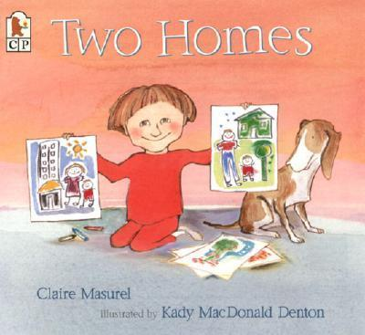 Books about Divorce and Separation: Two Homes