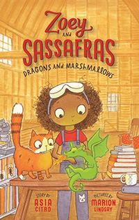 Zoey and Sassafrass