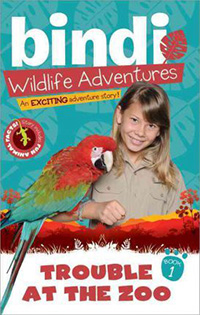 Bindi wildlife adventures books for 7 year olds