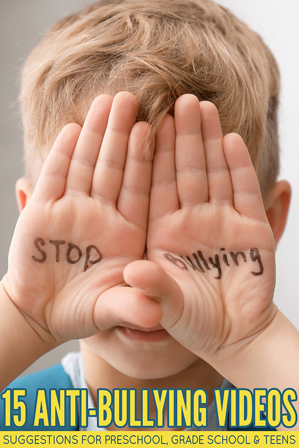 15 Bullying Videos for Kids: Videos for PreK to Teens