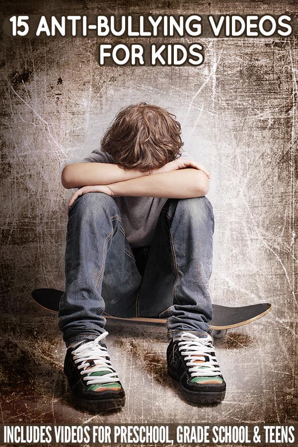 Anti-Bullying Videos for Kids: PreK to Teens