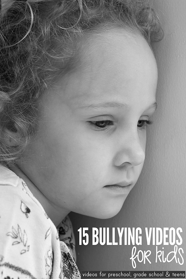 Bullying Videos for Kids: PreK to Teens
