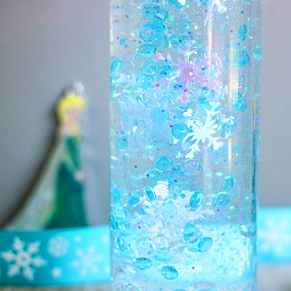Frozen Sensory Bottle