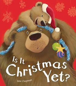 Is It Christmas Yet? Christmas books for toddlers