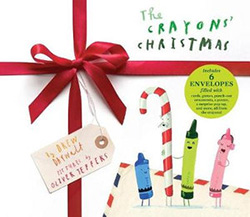 The Crayon's Christmas: Christmas books for preschoolers