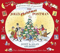 The Jolly Christmas Postman: Christmas Books for Preschoolers