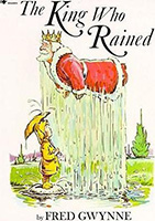 The King Who Rained picture book