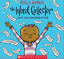The Word Collector picture book