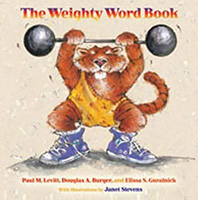 The Weighty Word Book picture books about words