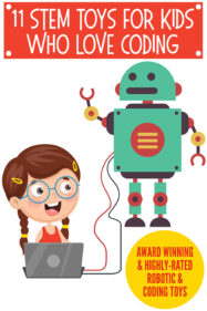 11 Award Winning and Highly Rated Toys for Kids Who Love to Code