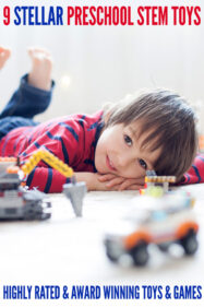 9 Super Preschool STEM TOYS: Highly Rated and Award Winning Toys and Games