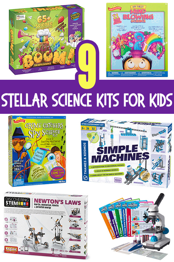 9 highly rated science kits for kids