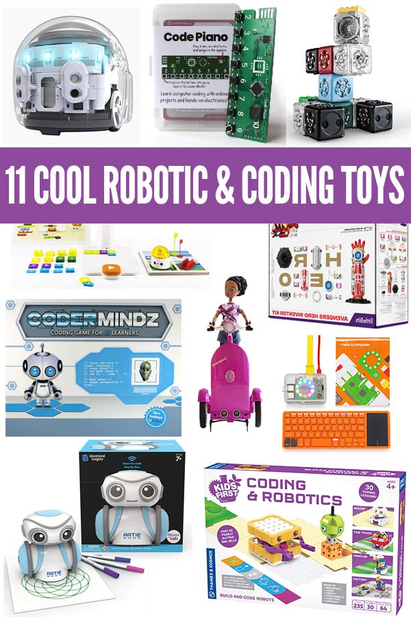 Award Winning Robotic and Coding Toys for Kids