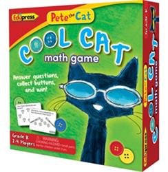 Cool Cat Math Game