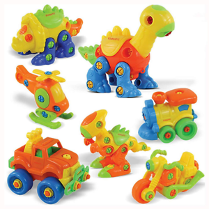 Kidtastic Take Apart STEM toys for preschoolers