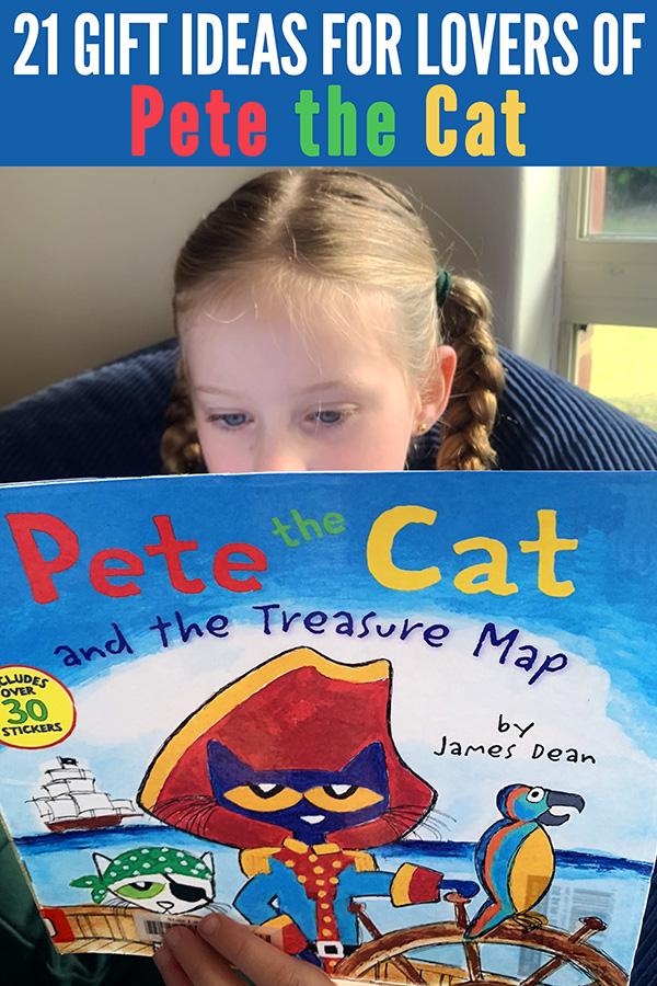 Pete the Cat Books and Toys
