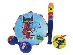 Pete the Cat Instrument Set