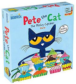 Pete the cat memory game