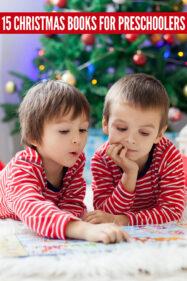 15 Magical Preschool Christmas Books