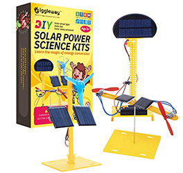 Solar Power Science for Kids