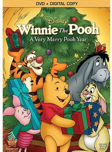 A Very Merry Pooh Year Toddler Christmas Movie