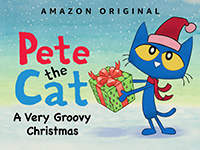 Pete the Cat Christmas