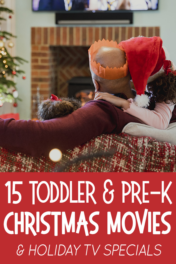 15 Toddler Christmas Movie and Holiday TV Specials: Great for Pre-K too!s