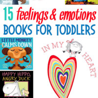 15 Feelings and Emotions Books for Toddlers
