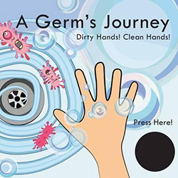 A Germs Journey: Picture Books about Hygiene