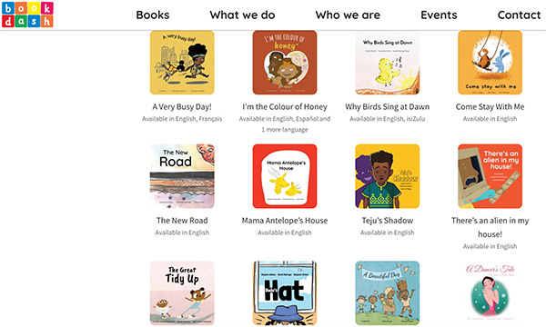 Bookdash online books for kids