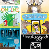 Books about safe use of technology