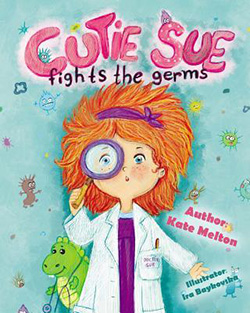Cutie Sue Fights the Germs