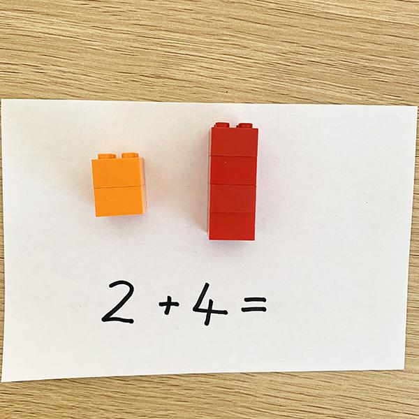 Lego addition