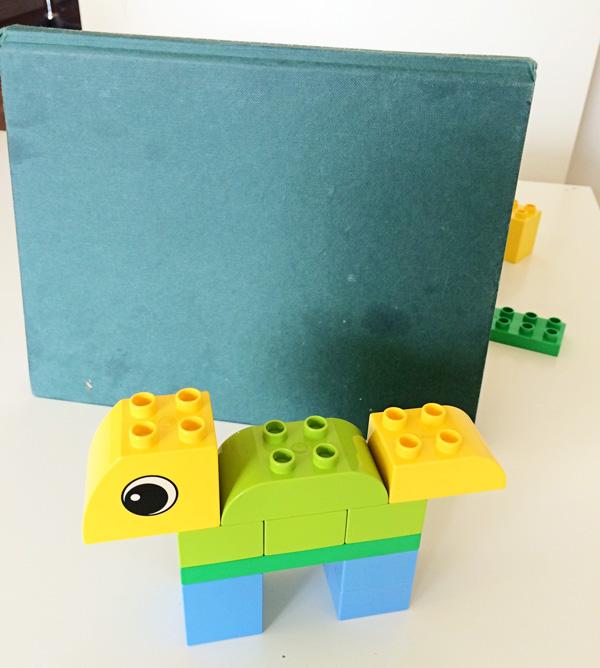 Lego-barrier-game-ideas