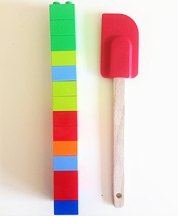 Lego-measuring