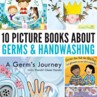 Picture Books About Germs and Handwashing