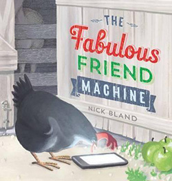 The Fabulous Friend Machine. Books about technology