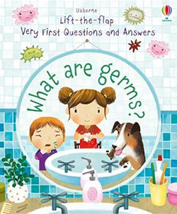 What Are Germs? Books about handwashing for kids