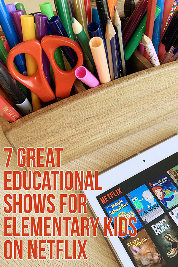 Educational TV Shows on Netflix for Elementary Students