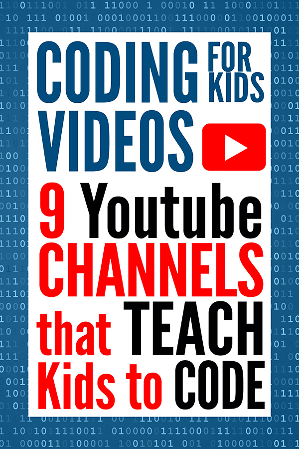 Coding for kids videos