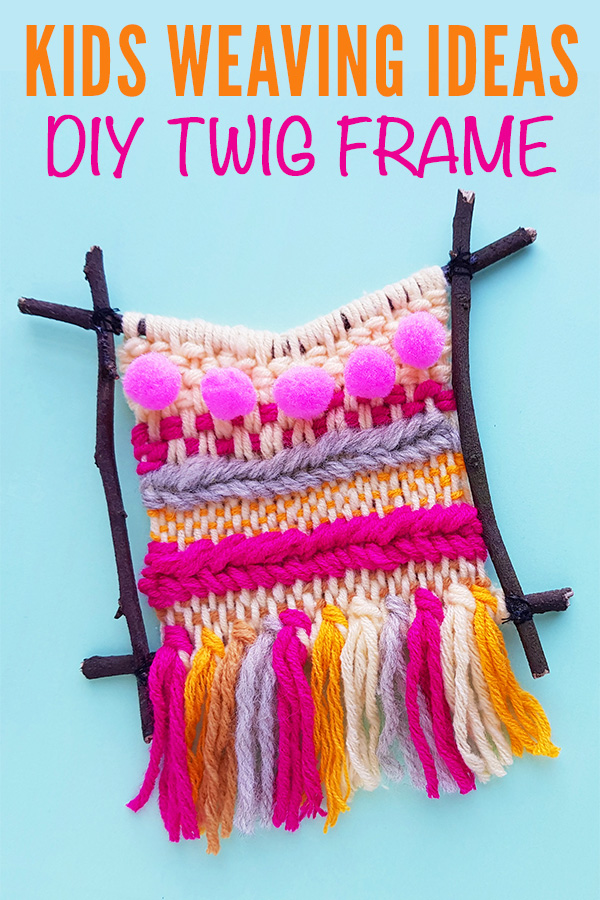 Kids weaving project ideas