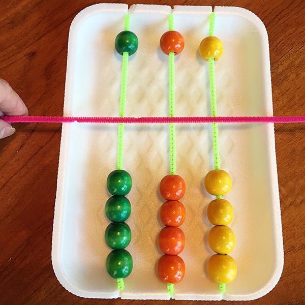 Make a Homemade Abacus