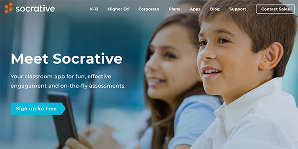 Socrative educational virtual games