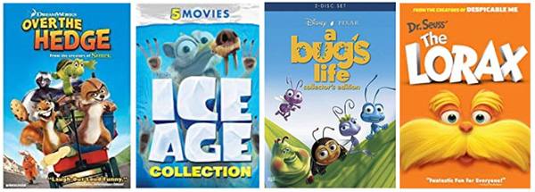 Best Animated Nature Movies for Kids