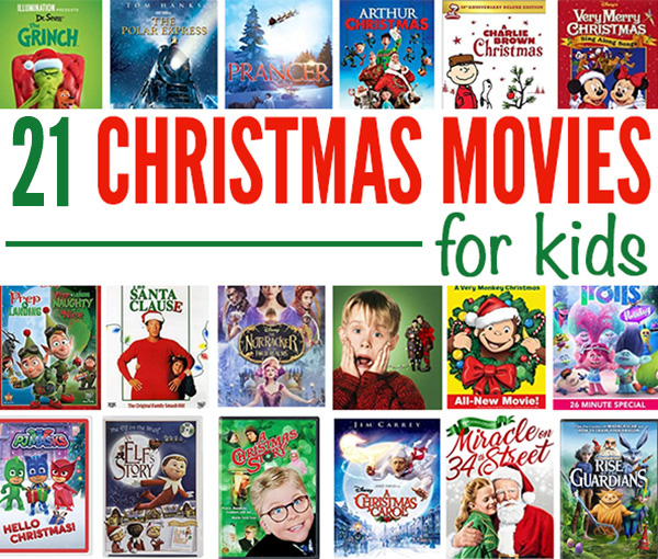 21 Christmas Movies For Kids And Families Grab The Popcorn Settle In