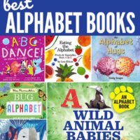 Best alphabet picture books