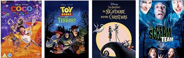 Disney Halloween Movies for Kids