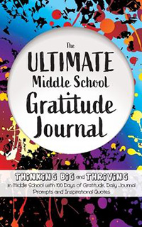 Middle School Gratitude Journal