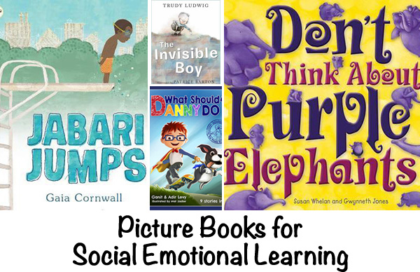 Social Emotional Learning Picture Books