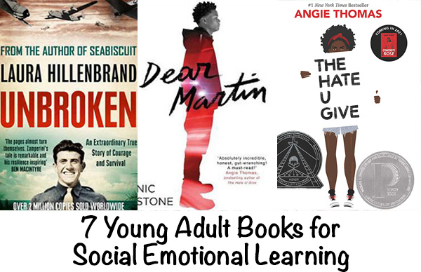 SEL Young Adult Books